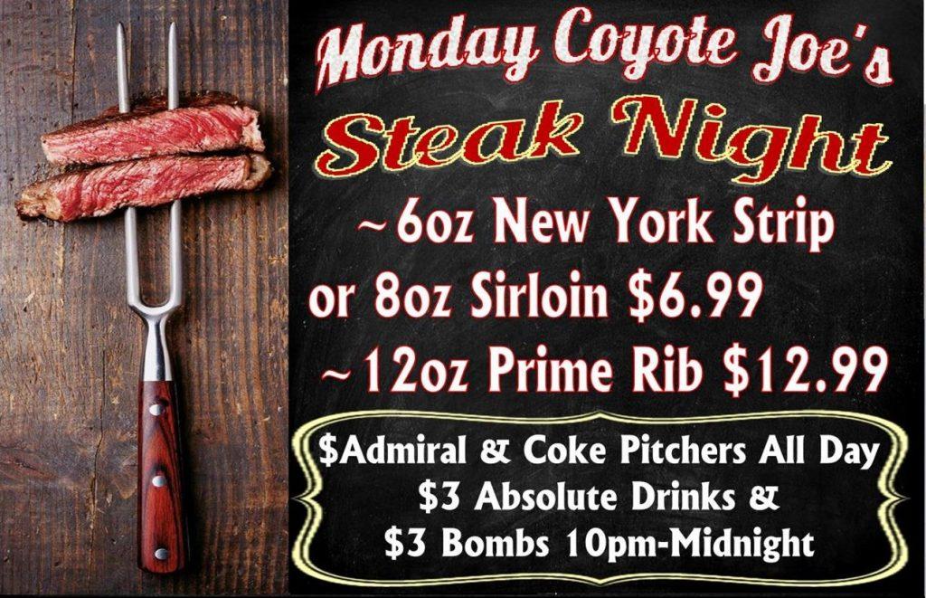 steak night small