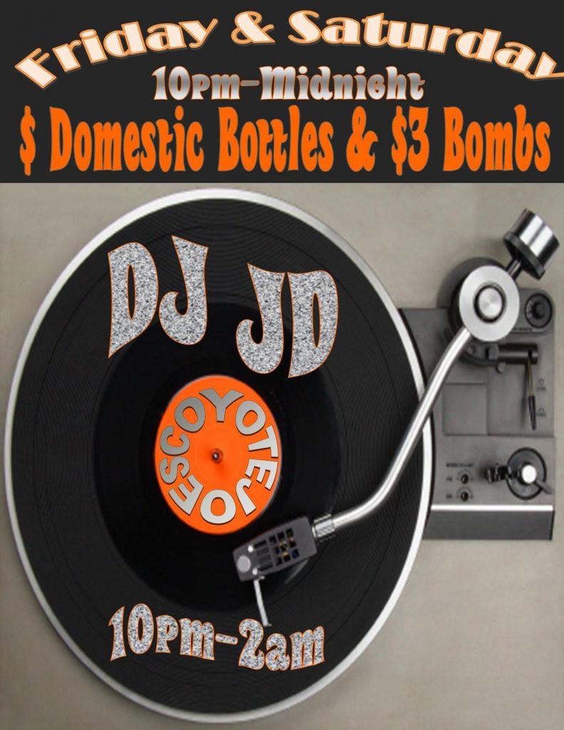 DJ 8X10