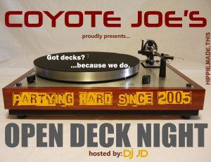decks old